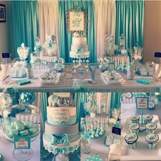 Baby Shower - Decorations