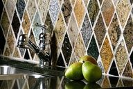 back splash - why throw this in the landfill - recycle with SaveTheGranite.com