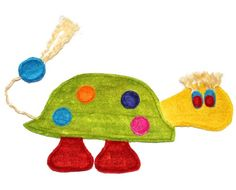 EcoLoofah Original Play and Scratch Station Pet Toy Turtle Design *** Read more reviews of the product by visiting the link on the image.