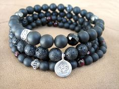 Merkaba Warrior Jewellery Mens Beaded Bracelets Jewelry For Men