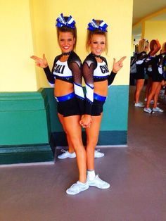 Allstar Cheerleading Love