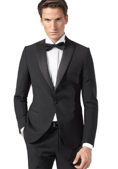 smoking de mariage homme paris lyon costume et smoking noir pour homme jean - Devred Costume Mariage