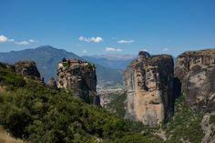 Meteora Greece St Stephen (James Bond, For your eyes only)