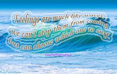 feelings are like waves copy
