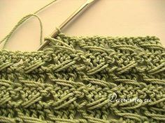 Samurai crochet relieve stitch pattern; you might need a translator, but there is a chart...