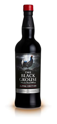 The Famous Grouse Smoky Black (previously The Black Grouse) blends more peated malt whiskies, including a rare version of Glenturret, with exceptional grain whiskies to produce a richer, lightly smoky and smooth flavour. Explore a smokier side to our Famous whisky.
