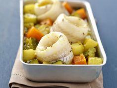 Met courgettes, wortelen en prei - Libelle Lekker!