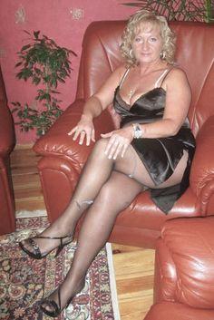 grosses photos de mamie de jambe