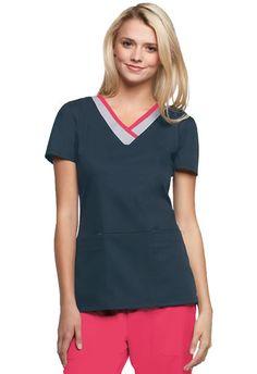 Grey's Anatomy Women's V-neck Scrub Top Style 41399. http://www.nationalscrubs.com/Grey-s-Anatomy-Women-s-V-neck-Scrub-Top-p/bc41399.htm