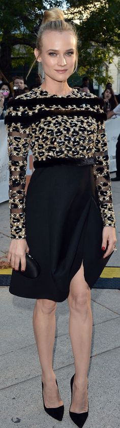 """Diane Kruger - arrives at the """"Inescapable"""" Premiere during the 2012 Toronto International Film Festival 2012"""