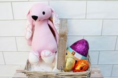 Pin by the gift loft nz on easter eggs gift hampers gift hampers gift baskets chocolate easter eggs for girls easter hampers gift ideas bunny collections rabbit negle Image collections
