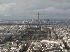 7 Lugares para ver Paris do Alto
