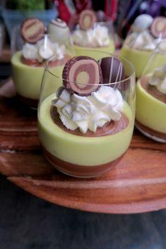 Dessert Recipes For Kids, Sweets Recipes, Easy Desserts, Delicious Desserts, Cooking Recipes, Mousse, Creme Dessert, Austrian Recipes, Cake Pops