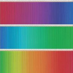 NEW LUXURY HOLDEN PENCILS RAINBOW COLOURS STATEMENT FEATURE WALLPAPER 97650
