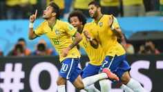 Neymar's two goals in Brazil's controversial 3-1 win over Croatia ensured he was the most mentioned player on the micro-blogging site, according to Twitter at the start of the World Cup 2014 - in this article the AFP journalist quotes insights on social media and World Cup by Krishna De, digital marketing strategist #WC2014 - this article is the French version of an article and was published in Quebec Canada - see the English version here http://www.pinterest.com/pin/287315651202379045/