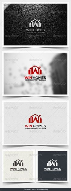 Green Stats Logo Template Logos, Vectors and Template - house for rent template