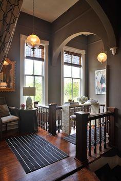 2013 Historic Macon Decorator's Showhouse hallway by Robinson Home