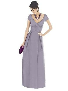 Alfred Sung Bridesmaid Dress D501 | The Dessy Group