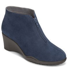 For Her: For the Sporty lady. Torista Wedge Ankle Bootie @Aerosoles