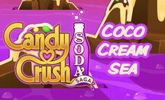 Candy Crush Soda Saga Episode 42 - Coco Cream Sea
