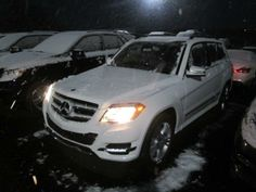 2014 Mercedes-Benz GLK-Class GLK3504MATIC AWD GLK350 4MATIC 4dr SUV SUV 4 Doors White for sale in Fayetteville, NY Source: http://www.usedcarsgroup.com/used-mercedes_benz-glk_class-for-sale