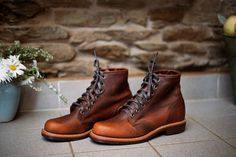 Chippewa has been hand-crafting leather boots in America since 1901, and they do not mess around with quality. When they approached Arcane with a partne