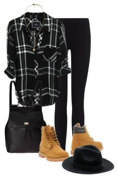 """Timberland"" by marincounty ❤ liked on Polyvore featuring James Perse, Dolce&Gabbana, Timberland, Marc by Marc Jacobs and timberland"