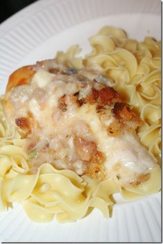 Swiss Cheese Chicken