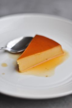 Leche Flan (Filipino Style Creme Caramel)