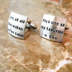 Etsy.me/1tRDvwt#etsyretwt #etsyRT #epiconetsy #etsy #ebay #etsymnt #internationaldayofpeace #WednesdayWisdom #wedding #cufflinks #custom #jewelry #handstamped #bride #anniversary #birthday #personalized #bracelet #cuff #giftsforhim #giftsforher