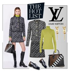 """""""fall prep"""" by fl4u ❤ liked on Polyvore featuring Louis Vuitton and LIST"""