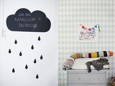 Dormitorio infantil para dos hermanos  www.DecoPeques.com