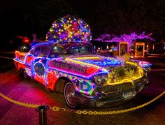 Houston Art Car Parade - an annual event in Houston, Texas tradition since 1988