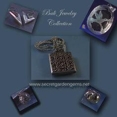 #Bali #Jewelry from www.secretgardengems.net
