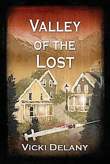 Valley of the Lost by Vicki Delany ~ Kittling: Books