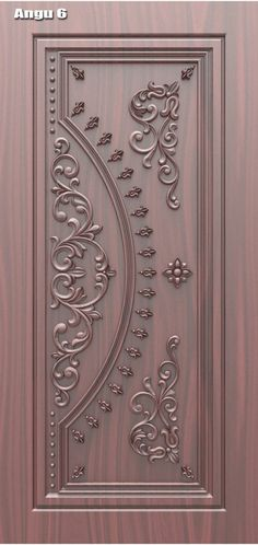 Single Main Door Designs, House Main Door Design, Wooden Front Door Design, Double Door Design, Pooja Room Door Design, Door Gate Design, Door Design Interior, Wooden Doors, Latest Door Designs