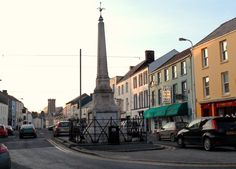 Carmarthen, Wales. Wanna go back there (not to study) someday and soon.