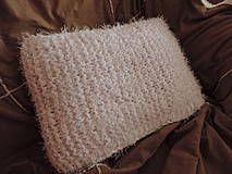 Úžitkový textil - Biely mucko - 4192187_