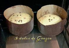 I dolci di Grazia: Panettone con gocce di cioccolato