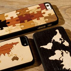 Real #Wood Cases for #iPhone