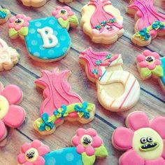 Trolls cookies