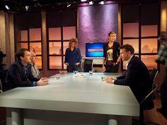 De uitzending van 23 oktober: Renate Schutte, Dorothee Loorbach en stamgast Jorik Heins