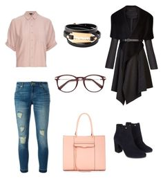 Untitled #9 by daniellexoxo0320 on Polyvore featuring polyvore, fashion, style, Topshop, BCBGMAXAZRIA, MICHAEL Michael Kors, Monsoon, Rebecca Minkoff, McQ by Alexander McQueen and clothing