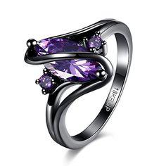 18k Black Gold Plated Purple Crystal Rings Cubic Engageme... https://www.amazon.com/dp/B01MEHOTMH/ref=cm_sw_r_pi_dp_x_N4vsybQ71PFAR