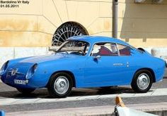 Fiat Abarth 750 Zagato cars classic coupe wallpaper