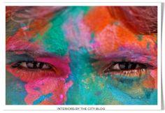 fete de la couleur en inde - Recherche Google