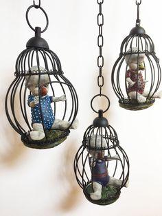 Baby Birds by Flora Art Studio Flora, Birds, Ceiling Lights, Studio, Pendant, Artwork, Baby, Home Decor, Homemade Home Decor