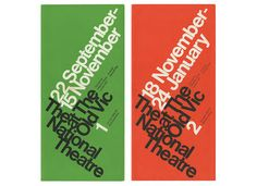 National Theatre at The Old Vic — Ken Briggs
