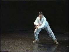 """Susana B. Williams performing """"An Accident In Paradise"""" at ArteDanse in Biel, Switzerland on May 29, 2009 as part of """"Dance-Forms' International Choreographers' Showcase."""""""