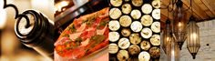 An authentic Italian wine bar in the heart of Toronto's Yorkville Italian Wine, Wine Recipes, Dishes, Yorkville Toronto, Bar, Restaurants, Coral Gables, Miami, Food